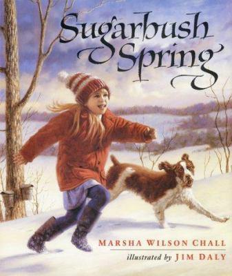 Cover image for Sugarbush spring