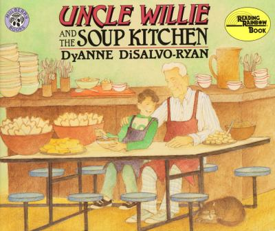Cover image for Uncle Willie and the soup kitchen