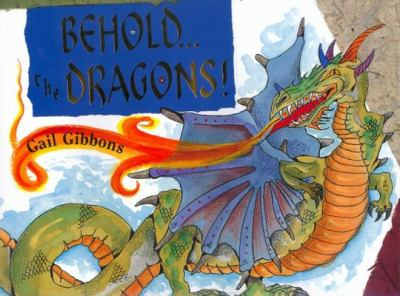 Cover image for Behold-- the dragons!