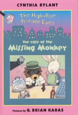 Cover image for The high rise private eyes : the case of the missing monkey