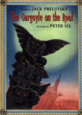 Cover image for The gargoyle on the roof : poems