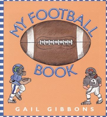 Cover image for My football book