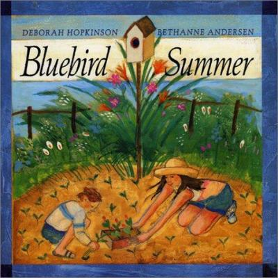 Cover image for Bluebird summer