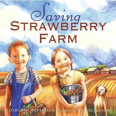 Cover image for Saving Strawberry Farm