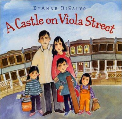 Cover image for A castle on Viola Street