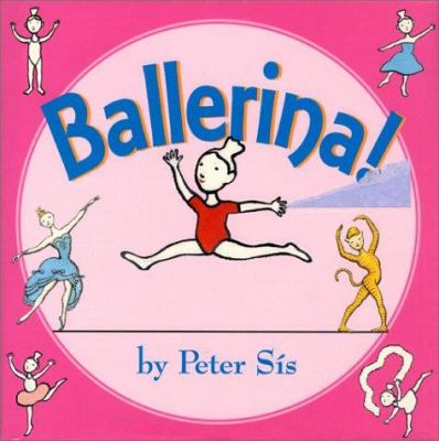 Cover image for Ballerina!