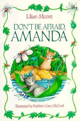 Cover image for Don't be afraid, Amanda
