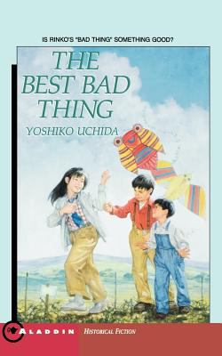 Cover image for The best bad thing