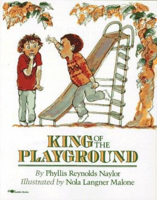 Cover image for King of the Playground