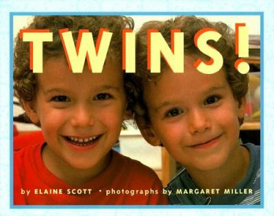 Cover image for Twins!