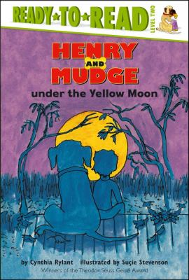 Cover image for Henry and Mudge under the yellow moon