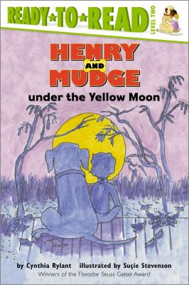 Cover image for Henry & Mudge under the yellow moon