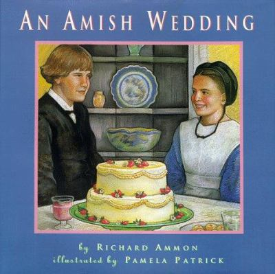 Cover image for An Amish wedding