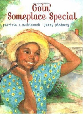 Cover image for Goin' someplace special