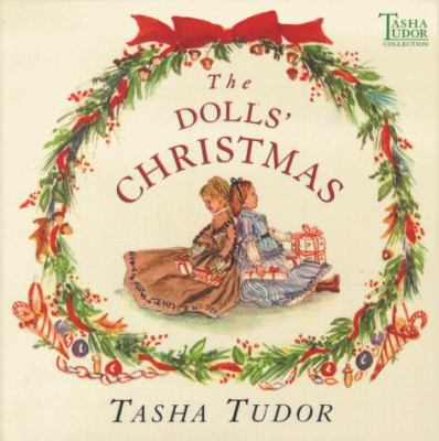 Cover image for The dolls' Christmas