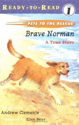 Cover image for Brave Norman : a true story