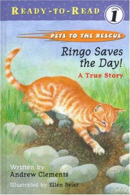Cover image for Ringo saves the day! : a true story