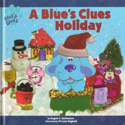 Cover image for A Blue's clues holiday