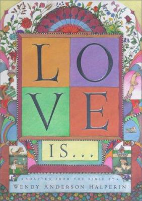 Cover image for Love is