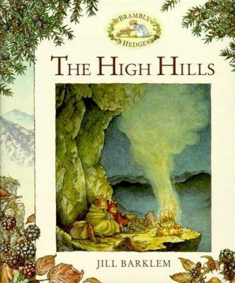 Cover image for The high hills