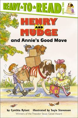 Cover image for Henry and Mudge and Annie's good move