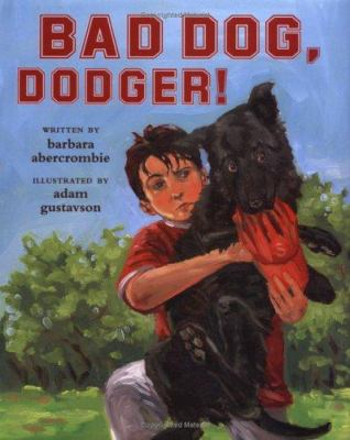 Cover image for Bad dog, Dodger