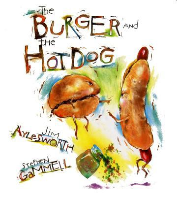 Cover image for The burger and the hot dog