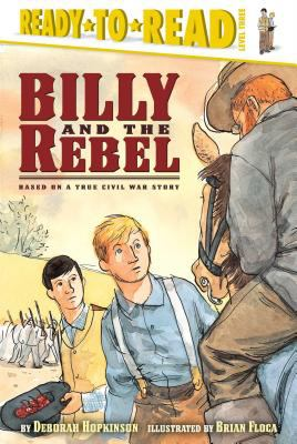 Cover image for Billy and the rebel