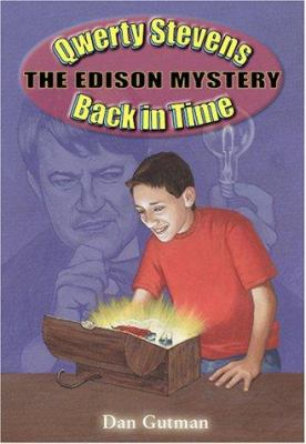 Cover image for The Edison mystery