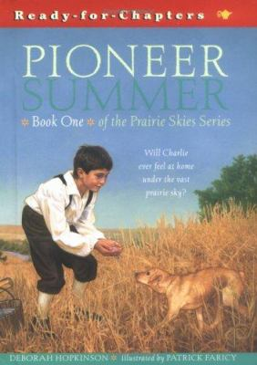 Cover image for Pioneer summer