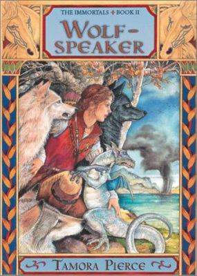 Cover image for Wolf-speaker