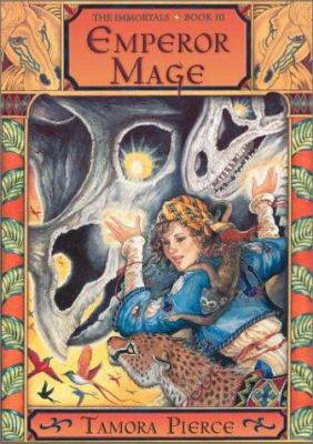 Cover image for The Emperor Mage