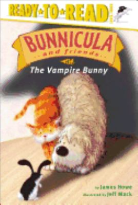 Cover image for The vampire bunny