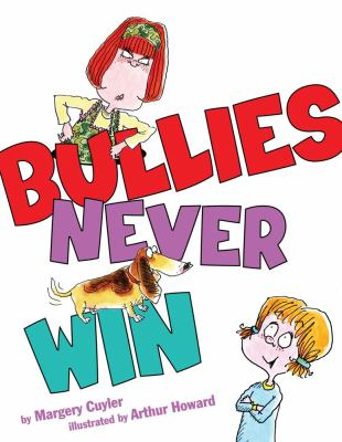 Cover image for Bullies never win