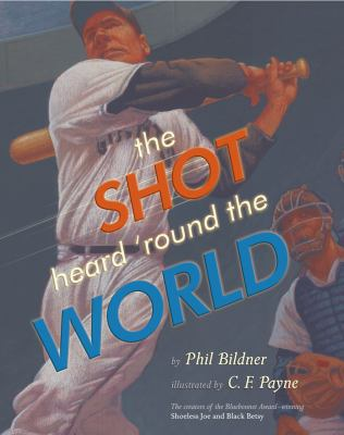 Cover image for The shot heard 'round the world
