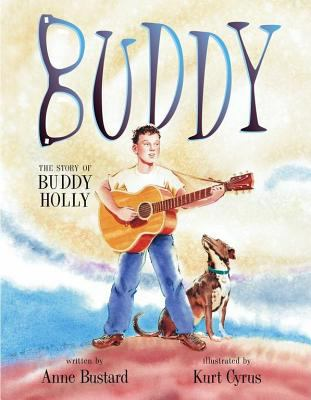 Cover image for Buddy : the story of Buddy Holly