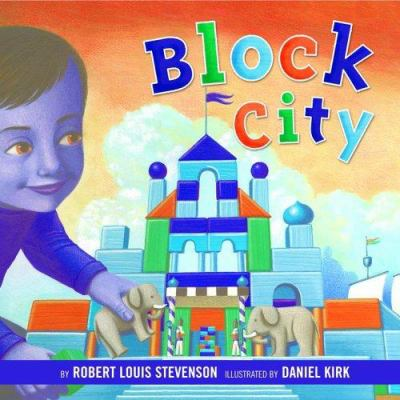 Cover image for Block City