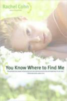 Cover image for You know where to find me