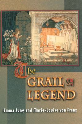 Cover image for The grail legend