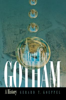 Cover image for Water for Gotham : a history
