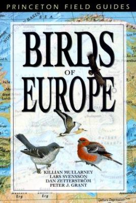 Cover image for Birds of Europe