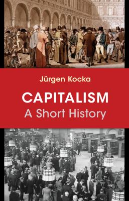 Cover image for Capitalism : a short history