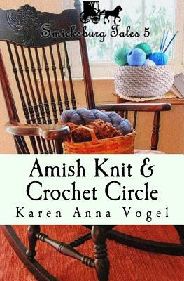 Cover image for Amish knit & crochet circle