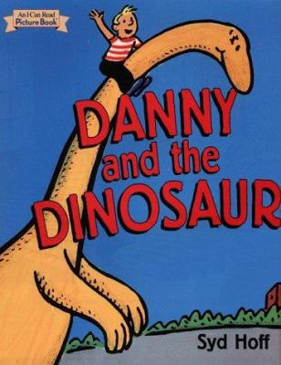 Cover image for Danny and the dinosaur