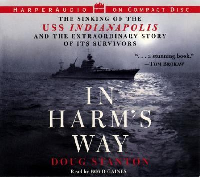 Cover image for In harm's way