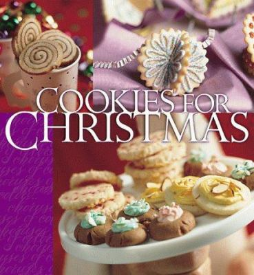 Cover image for Cookies for Christmas