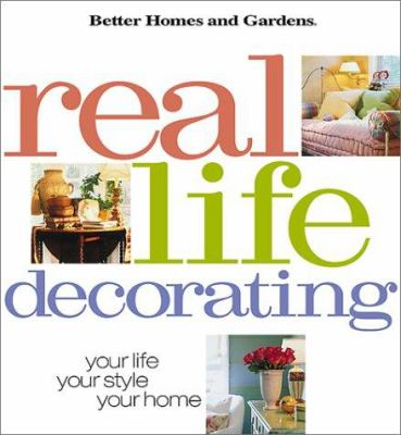 Cover image for Real life decorating
