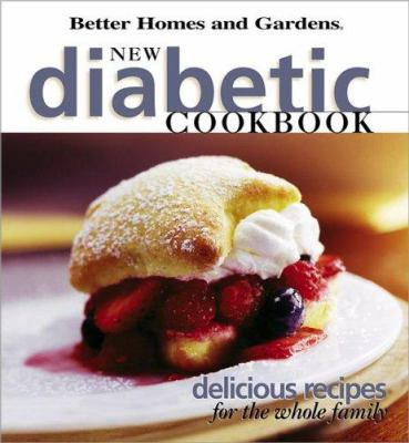 Cover image for New diabetic cookbook.