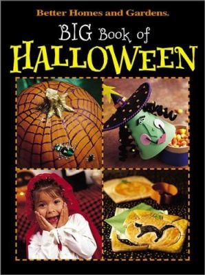 Cover image for Big book of Halloween