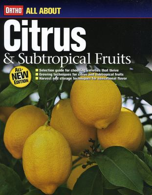 Cover image for All about citrus & subtropical fruits